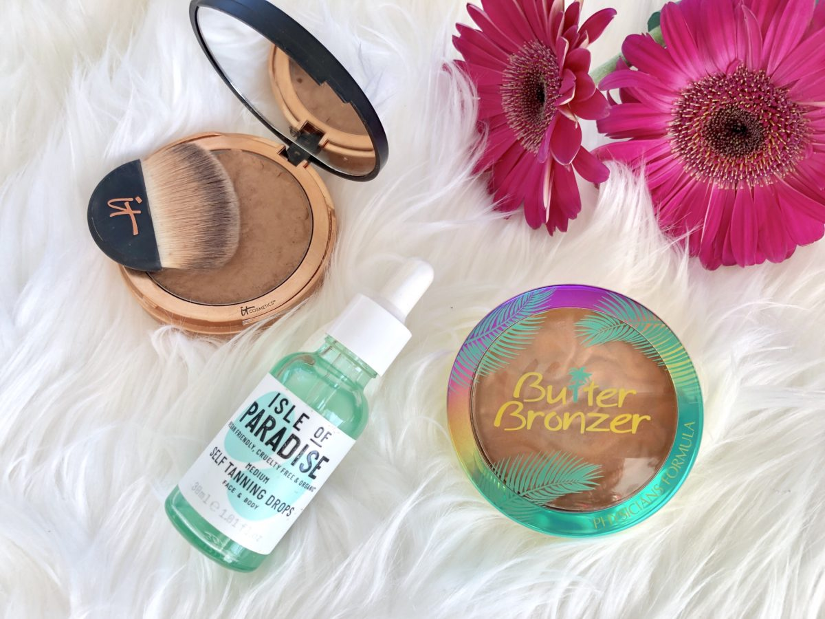3 Bronzers For Fair Skin That Won't Turn Your Face Orange