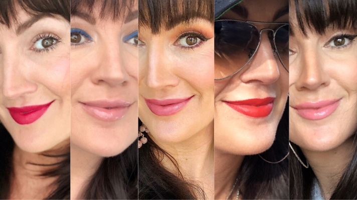 5 Pretty Romantic Lip Colors To Wear This Valentine's Day (and really every other day!)