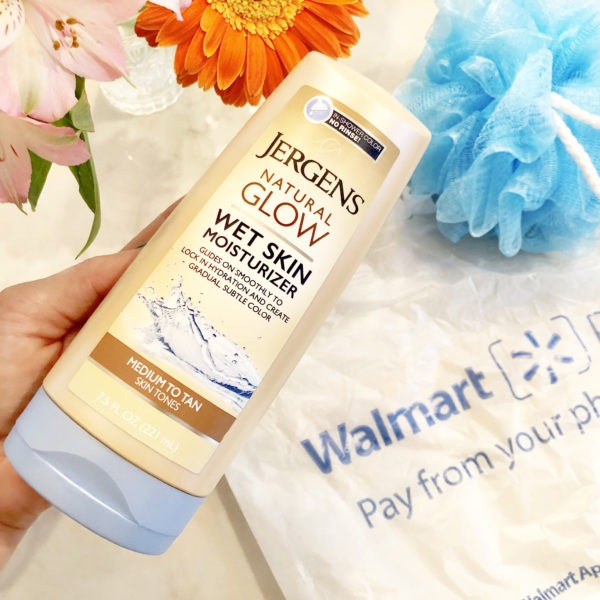 summer skin jergens natural glow review walmart