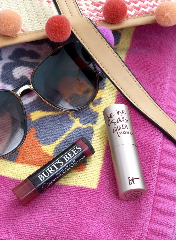 5 Tinted Lip Balms Your Lips Will Love This Summer