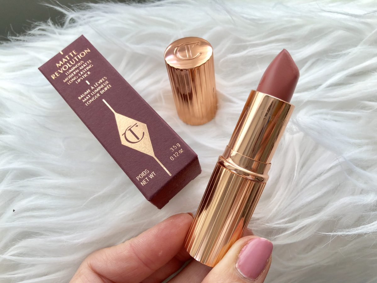"Is Charlotte Tilbury ""Pillow Talk"" Really THE BEST Nude Lipstick Out There"""""