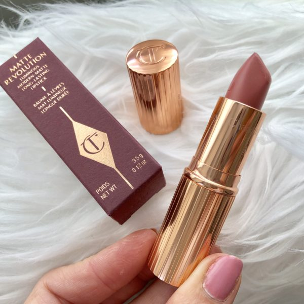 """Is Charlotte Tilbury """"Pillow Talk"""" Really THE BEST Nude Lipstick Out There?"""