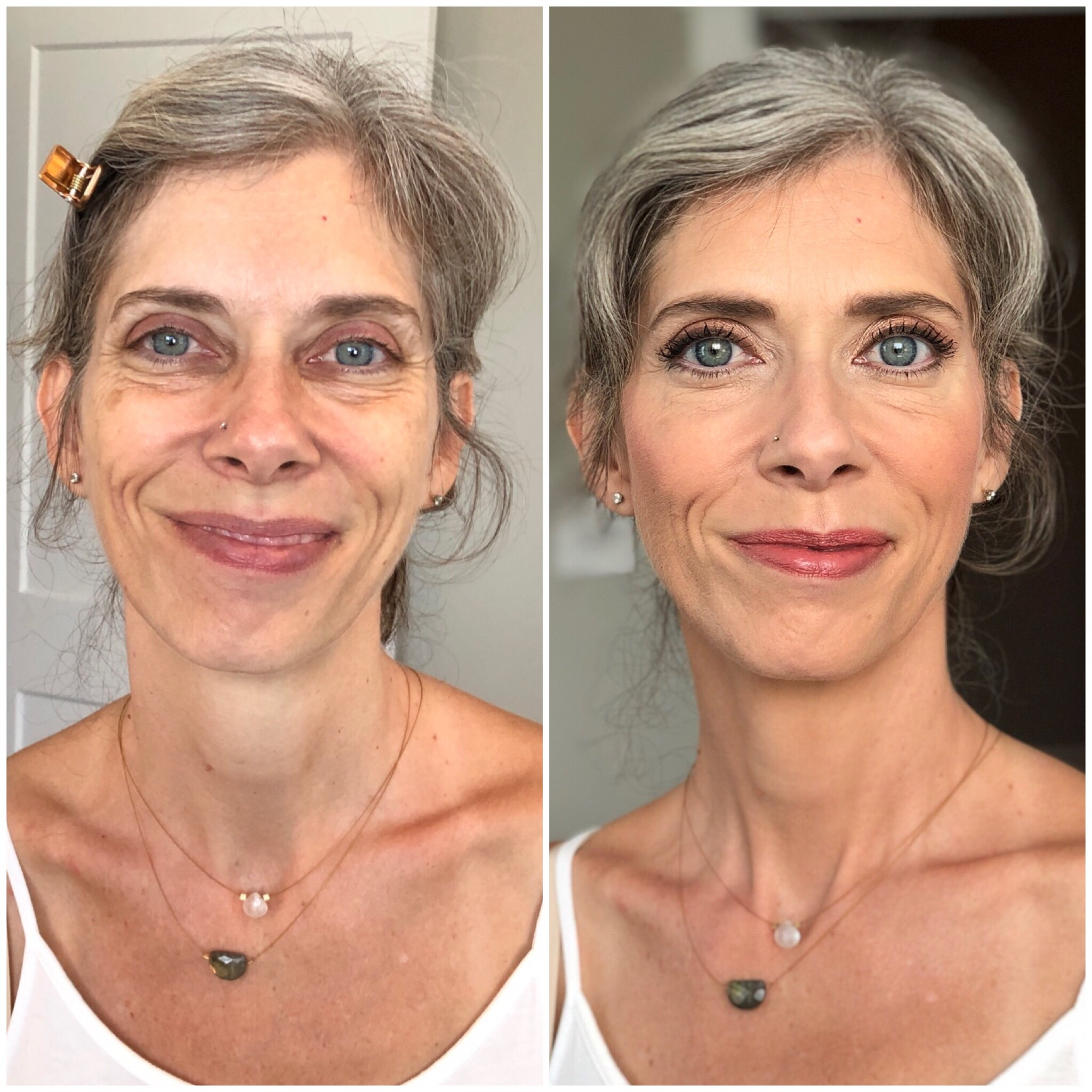 makeup for mature women over 8 - JennySue Makeup