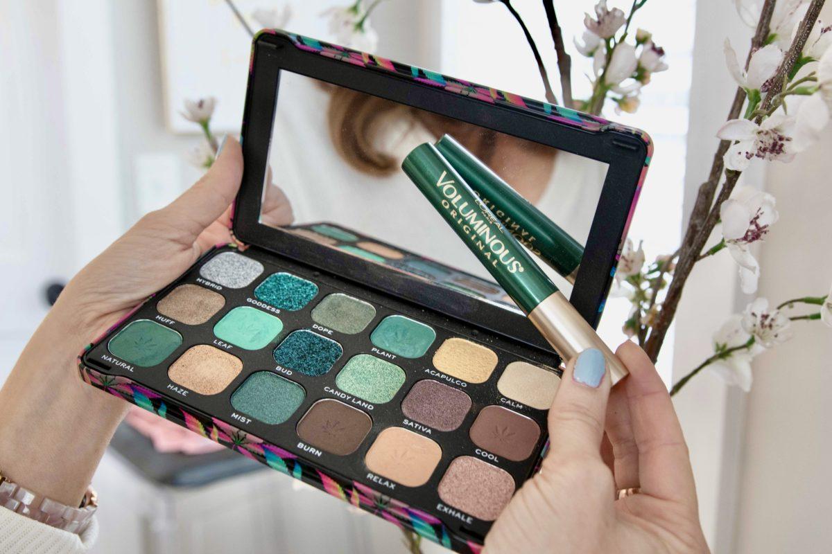makeup revolution shadow palettes