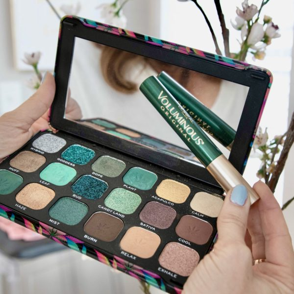 makeup revolution shadow palettes