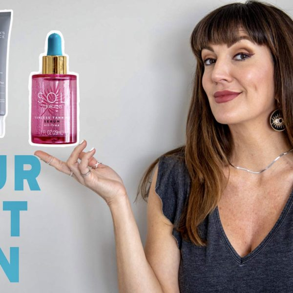My MEGA EFFECTIVE Over 40 Skincare Routine + Products That Work!